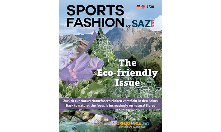 SPORTSFASHION by SAZ April 2020